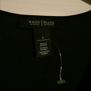 WHBM little black dress!! Size sm